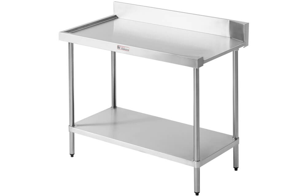 Simply Stainless SS07.1200.R Dishwasher Outlet Bench