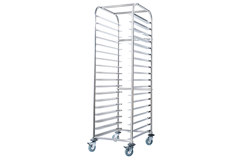 Simply Stainless SS16.BT Bakery Trolley