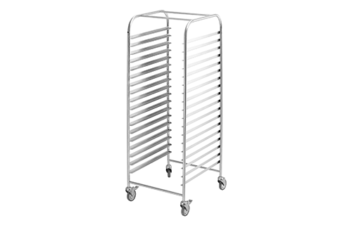 Simply Stainless SS16.1/1 Mobile Gastronorm Trolley