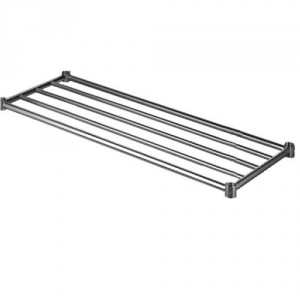 Simply Stainless SSUS.PR2100 Under-shelf Piped Pot Rack