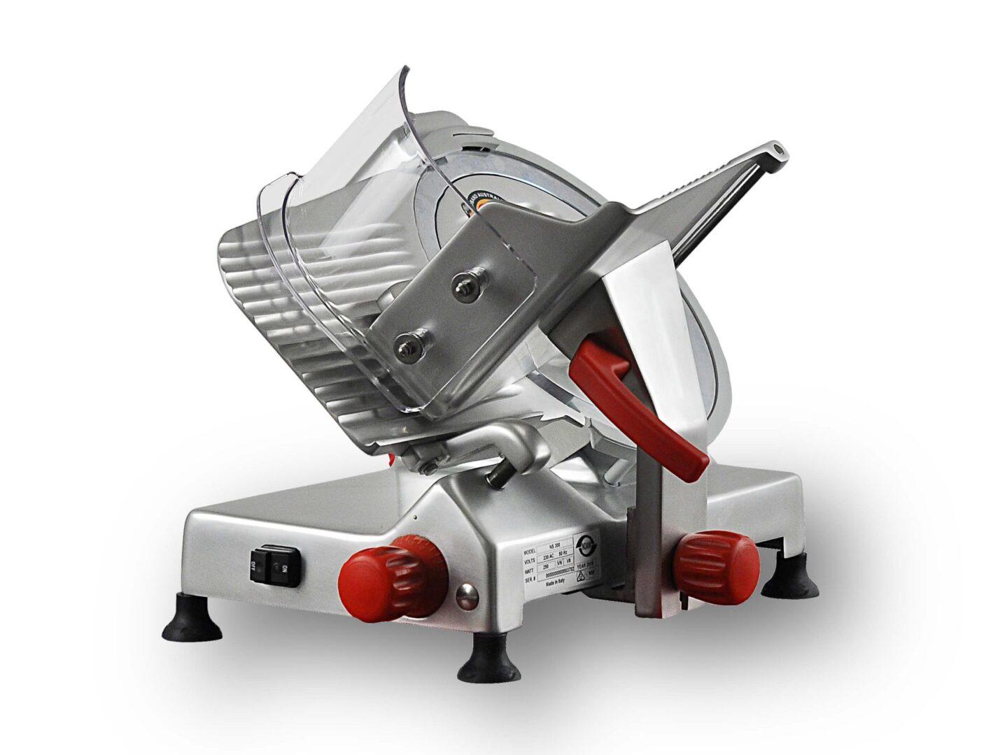 Noaw Manual Gravity Feed Slicers – Medium Duty, 300mm blade