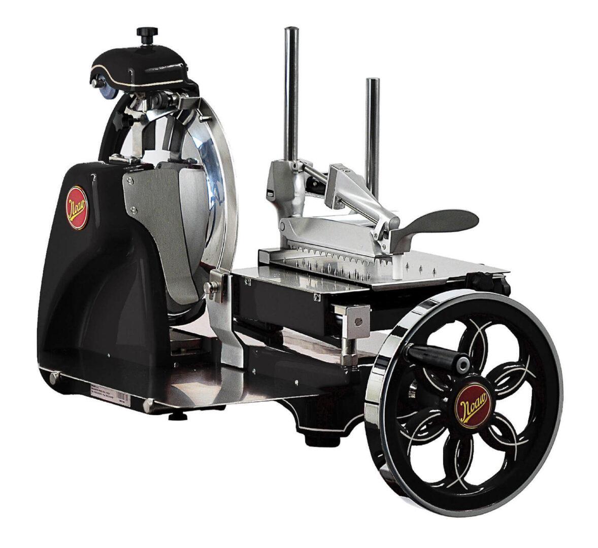 NOAW Retro Black Flywheel Slicer