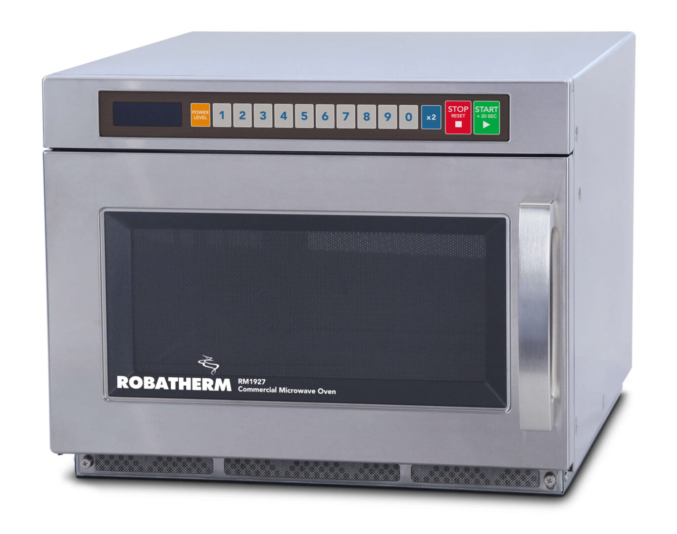 Robatherm RM1927 Commercial Microwave Oven Heavy Duty