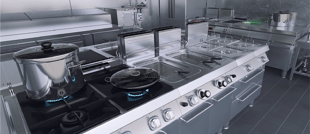 Guide to Selecting Commercial Kitchen Equipment